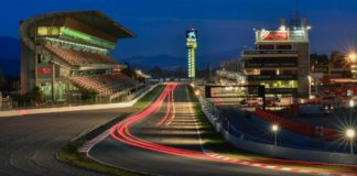 Гоночный трек Circuit de Catalunya
