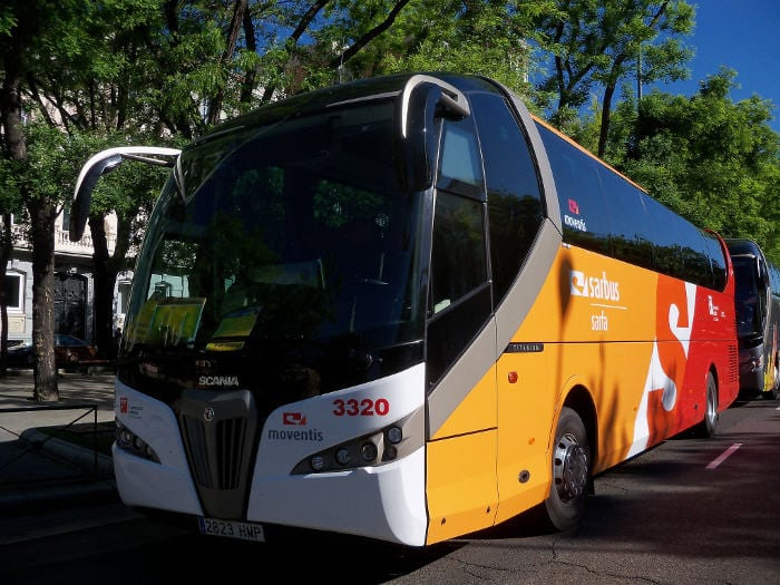 Групповые автобусные трансферы из аэропорта