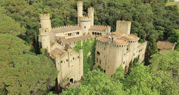 Замок Санта-Флорентина