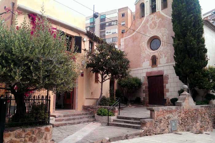 Can Basté: живописный уголок рядом с общественным центром
