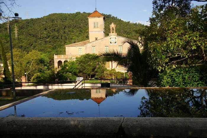 Vil-la Joana: филиал музея в природном парке