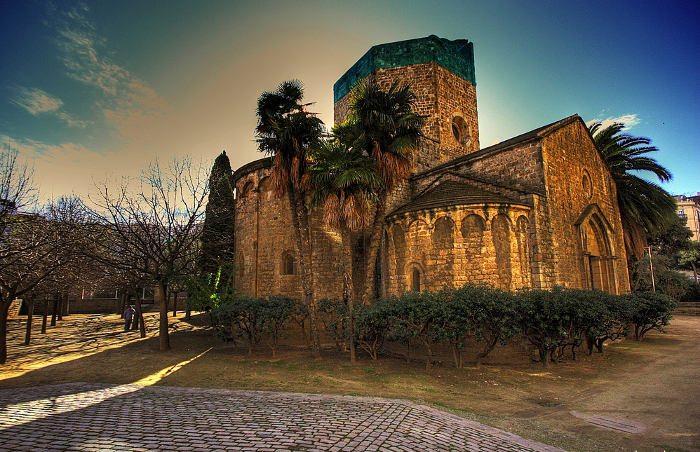 Sant Pau del Camp – древняя романская церковь при монастыре