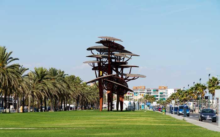 фото ла-пинеда испания