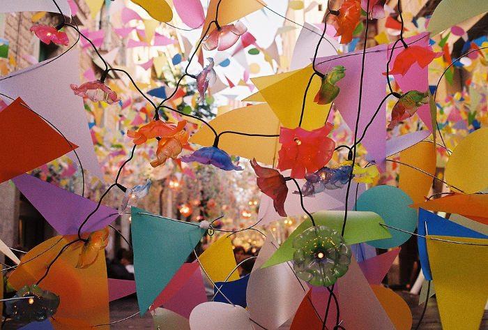 Festa de Gràcia – главный праздник на районе