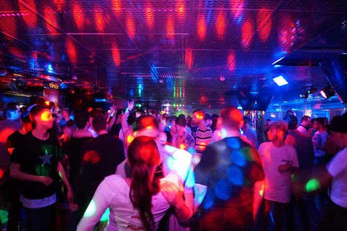 Гей клуб Arena Disco
