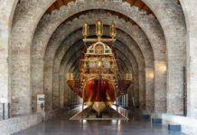 Морской музей БарселоныМорской музей Барселоны