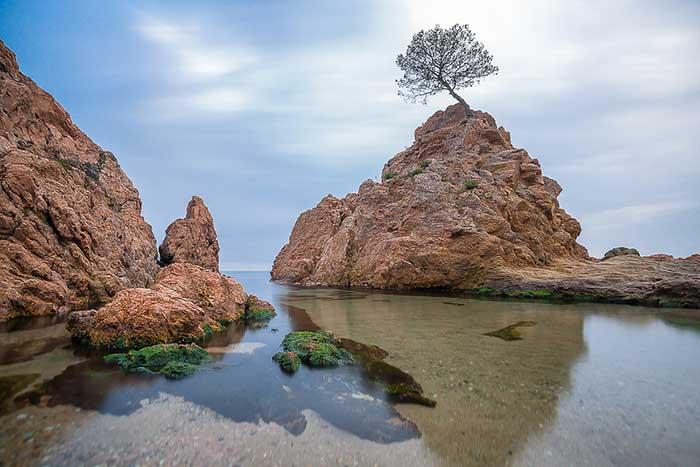 Дикие бухты Тосса де Мар