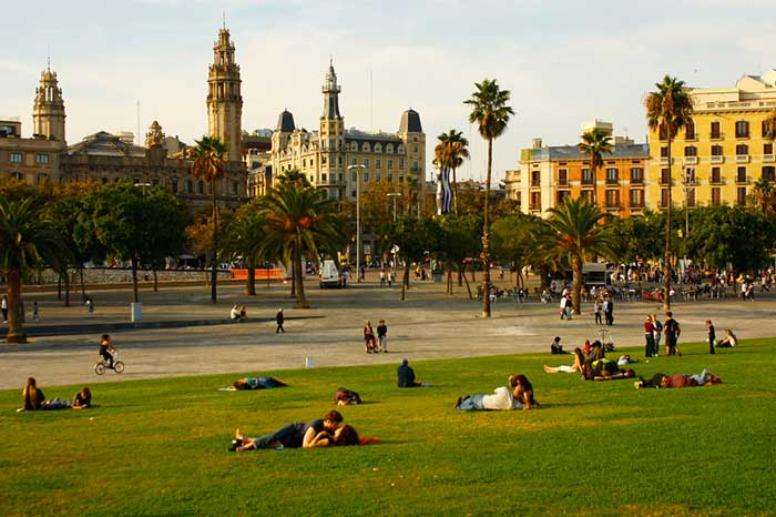 Чем заняться в Барселоне в апреле