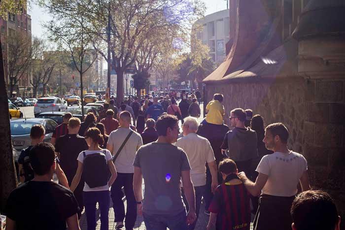 Барселона в марте: что положить в чемодан