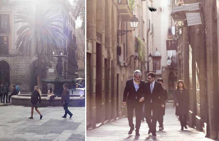 Что надеть в Барселоне в марте