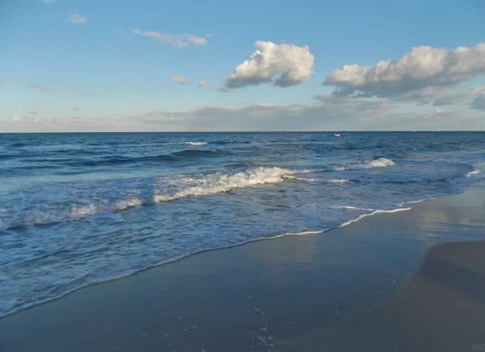 Погода в Барселоне и температура воды в море