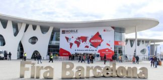 Выставка Mobile World Congress в Барселоне