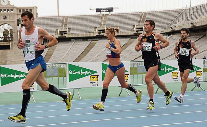 Финиш данного марафона состоится на Олимпийском стадионе Монтжуика