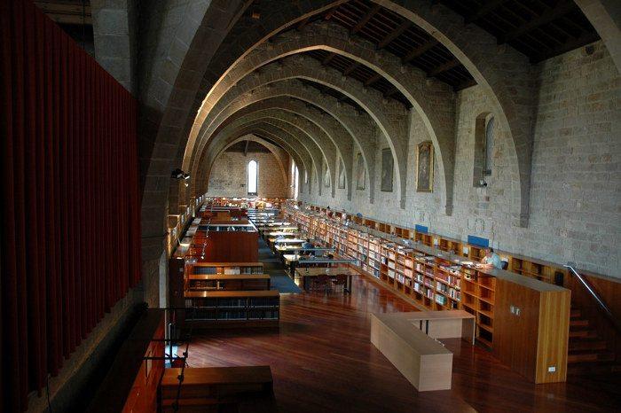 Главная библиотека Каталонии