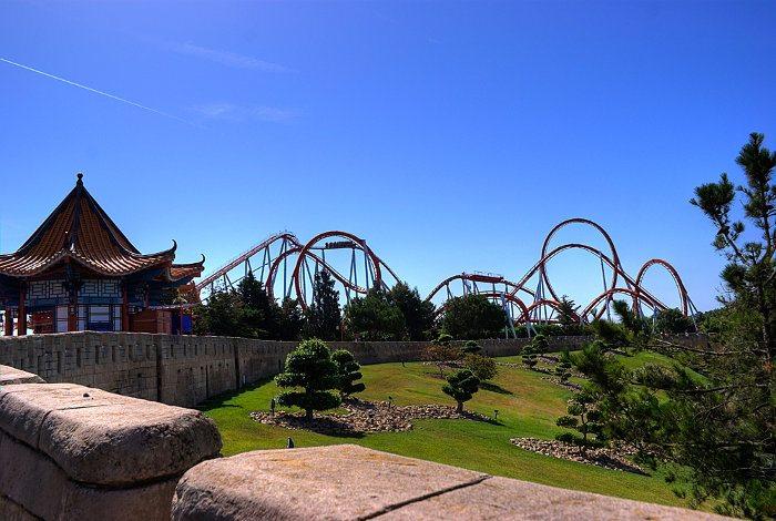 Парк развлечений Порт Авентура