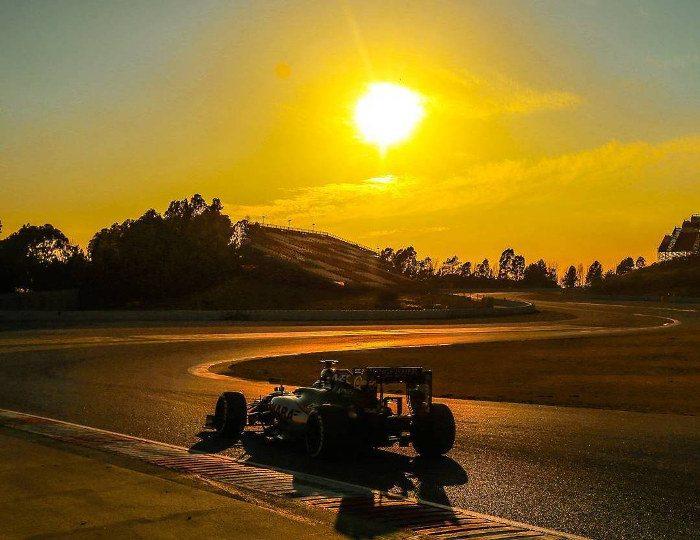 Формула 1 в Монтмело