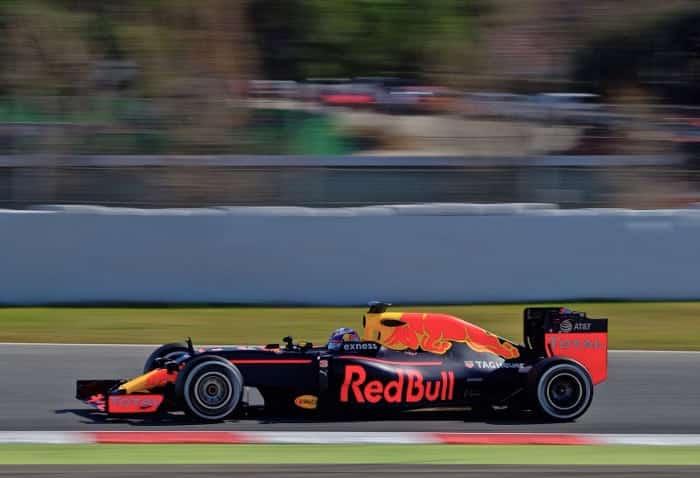 Формула 1 в Барселоне