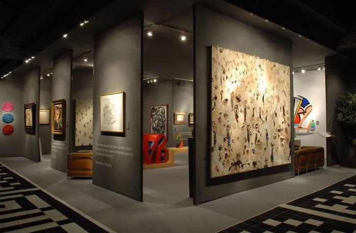 Художественные галереи Барселоны