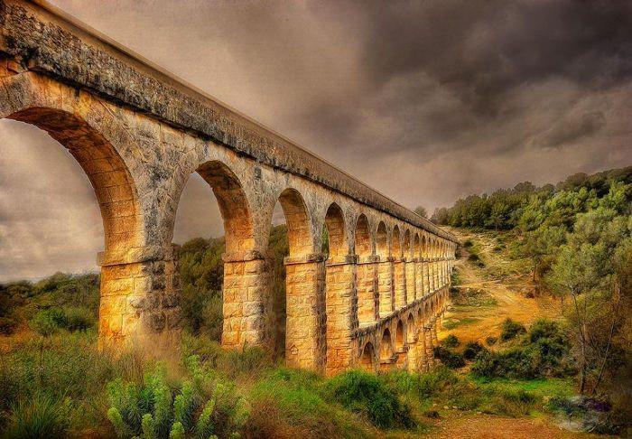 Дьявольски красивый акведук