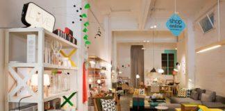 Магазины Барселоны для интерьера