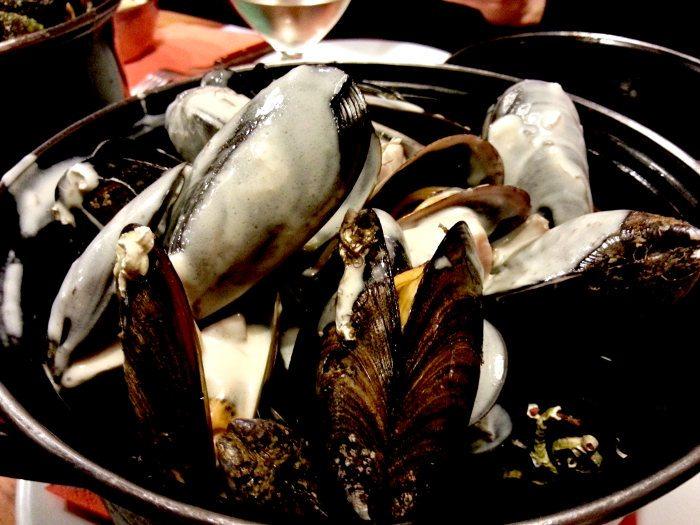 Ресторан мидий La Muscleria
