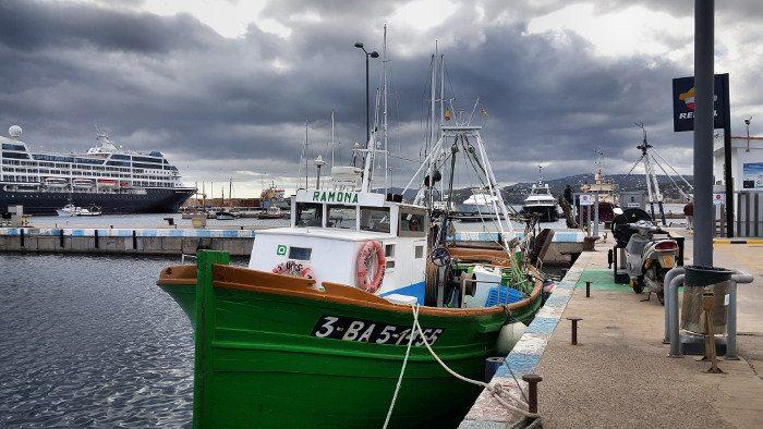 В Паламос на рыбалку