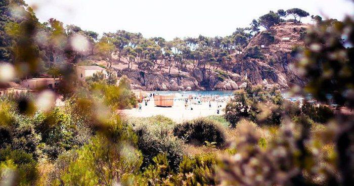 Паламос: катера, яхты и пляжи