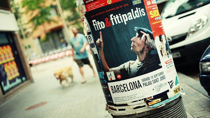 Район Побленоу в Барселоне