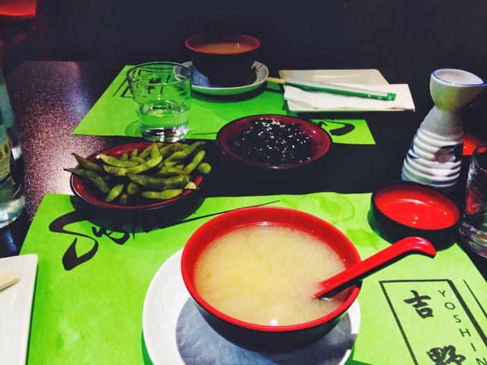 Японский ресторан YOSHINO