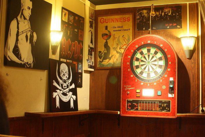 Рок-клуб в Барселоне Ballbreaker