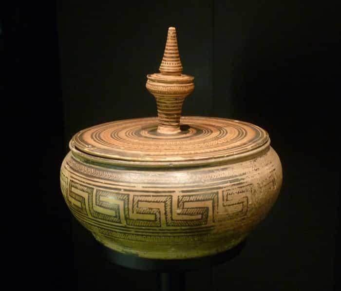 Экспонат Археологического музея