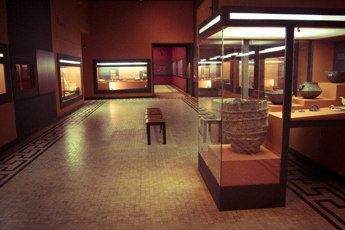 Полезная информация об Археологическом музее Каталонии в Барселоне