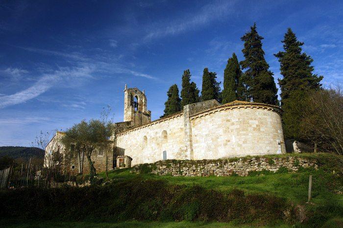 Церковь Святой Марии Поркерес