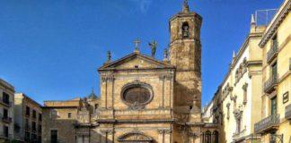 Базилика Милосердной Девы Марии в Барселоне