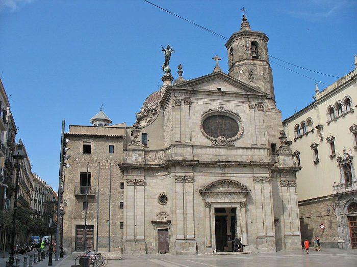 Полезная информация о базилике Милосердной Девы Марии в Барселоне