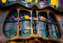 Дом Батльо: шедевр Антонио Гауди