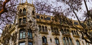Дом Фустера в Барселоне
