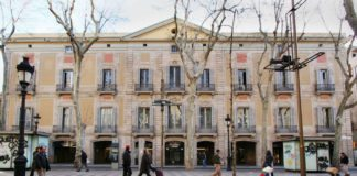 Дворец Можа в Барселоне