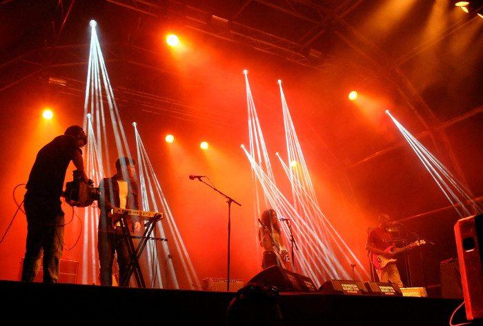 Primavera Sound в Барселоне