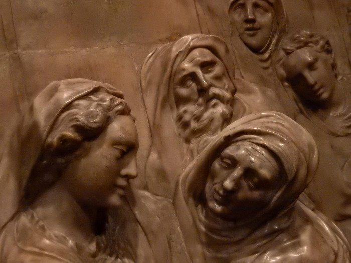 Скульптуры музея Фредерика Мареса