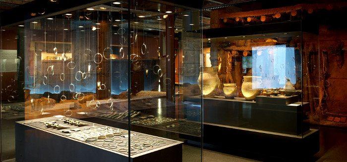 Экспонаты музея
