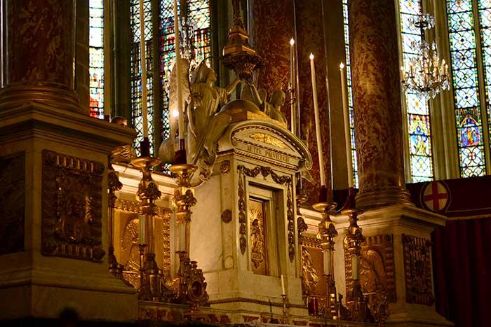 Собор святого Жюста (Cathedrale Saint-Just-Saint-Pasteur)