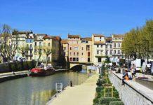 Канал Робин (Canal de La Robine)