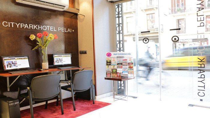 Отель HLG CityPark Pelayo