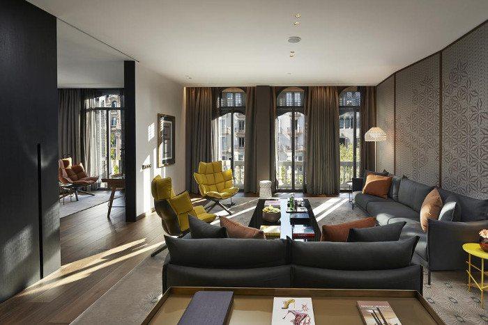 Отель Mandarin Oriental Barcelona