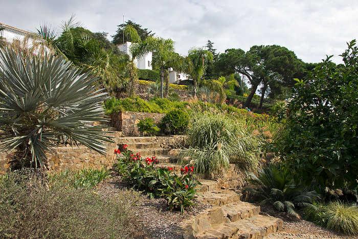 Ботанический сад Кап Ройч