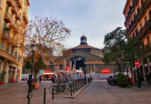 Рынок Борн в Барселоне