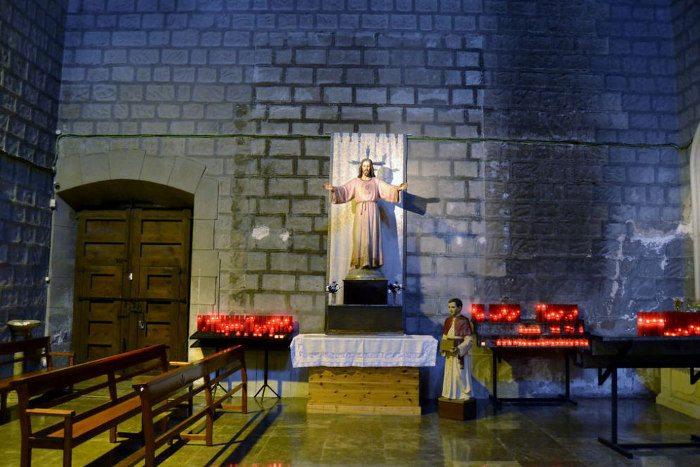 В церкви Святого Иакова