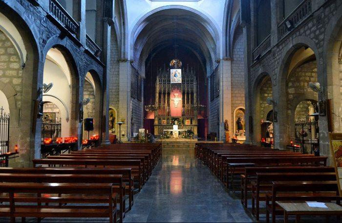 Церковь изнутри