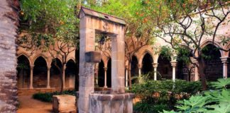 История монастыря при церкви Святой Анны